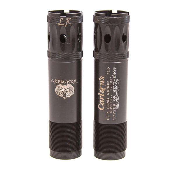 Carlson's Browning Invector Plus 12 Gauge Cremator Ported Choke Tubes