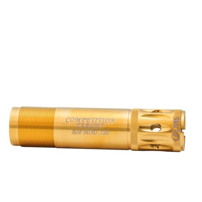 Carlson's Browning Invector Plus Gold Competition Target Ported Sporting Clays 12 Gauge Choke Tube