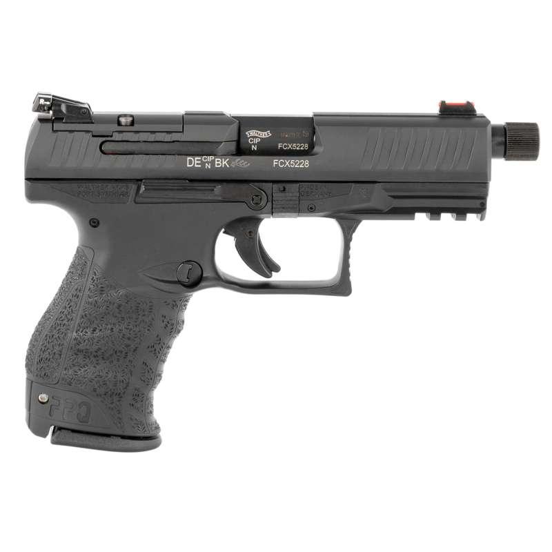 Walther 2846934 PPQ M2 Q4 TAC POLY 9MM TB Pistol
