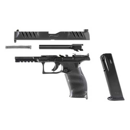Walther PDP Optic Ready Full Size 9mm Pistol