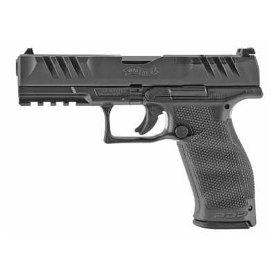 """Walther PDP Optic Ready Full Size 4"""" 9mm Pistol"""