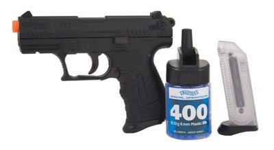 Walther P22 Air Soft Pistol' data-lgimg='{