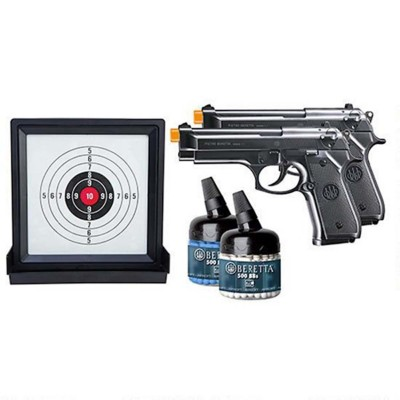 Umarex USA Beretta 92 FS Game Ready Target Kit