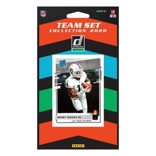C and I Collectables Las Vegas Raiders 2020 Team Card Set