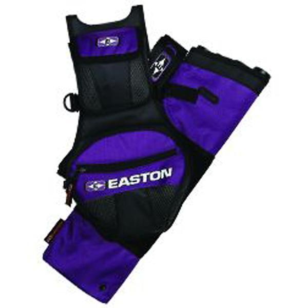 Easton Flipside 4-Tube Hip Quiver Black 622706 SL
