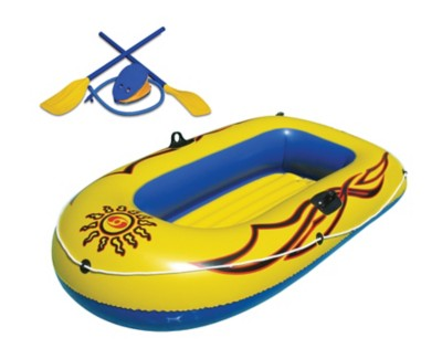 Solstice Sunskiff 3 Person Inflatable Boat Kit