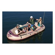 Solstice Voyager 6 Person Inflatable Boat Kit