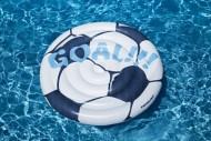 "Swimline 60"" Soccerball Inflatable Pool Island"