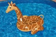 Swimline Giant Giraffe Ride-On Float