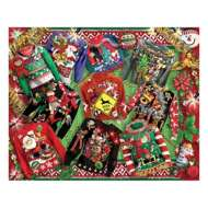 Ugly Sweaters 1000 Piece Puzzle