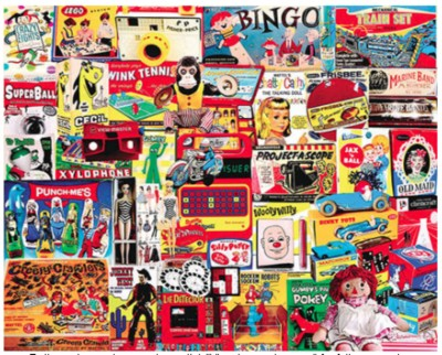 I Had One of Those! 1000 Piece Puzzle