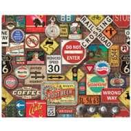 Road Trip 1000 Piece Puzzle