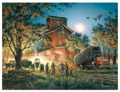 Bountiful Harvest 1000 Piece Puzzle