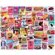 Ice Cream Bars 1000 Piece Puzzle