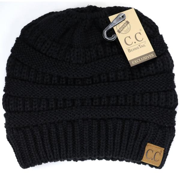 Women s Crane Clothing Classic CC Beanie Tail 1d02e45f023