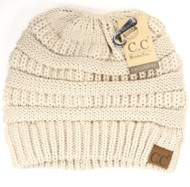 Women's Crane Clothing Classic CC Beanie Tail