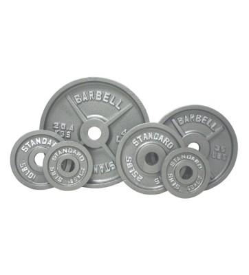 USA Sports Olympic Grey Plate