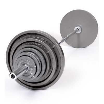 USA Sports Olympic 300-Pound Weight Set