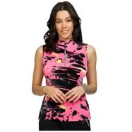 Women's Jamie Sadock Crunch Sleeveless Polo