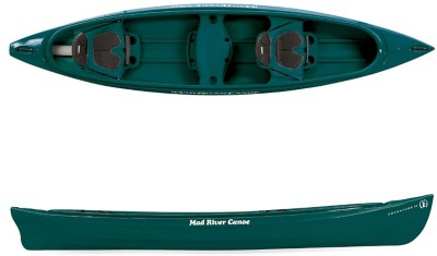Mad River Adventure Canoe 16