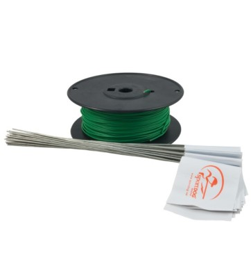 SportDOG In-Ground Fence Wire and Flag Kit - SDF-WF