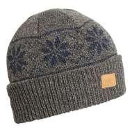 Men's Turtle Fur Mount Snow Ragg Wool Beanie
