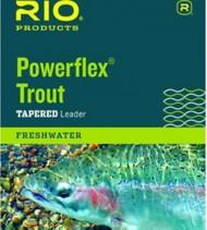 RIO Powerflex 7.5' Trout Leader