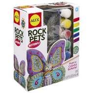 ALEX Toys Craft Rock Pets Butterfly