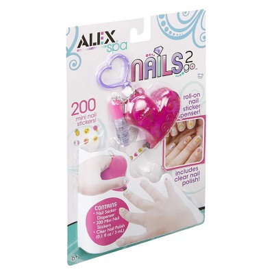 ALEX Toys Spa Nails 2 Go
