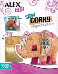 Alex D.I.Y Sew Corky Elephant Plush