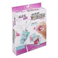 ALEX Toys DIY Color Me Sqooshies Buddy