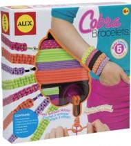 Alex Toys Cobra Bracelet Kit
