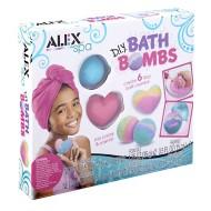 Alex Spa DIY Bath Bombs