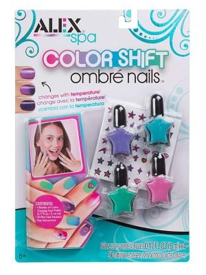 ALEX Toys Spa Color Shift Ombre Nails