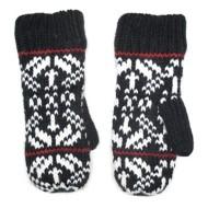 Women's Lauer Gloves Nordic Berber Mittens