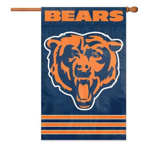 Party Animal Chicago Bears Premium Banner Flag