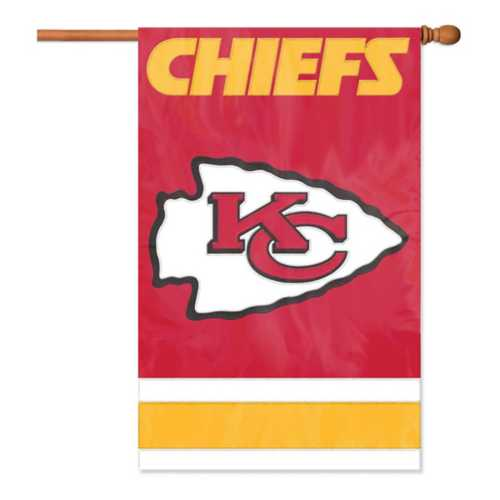 Party Animal Kansas City Chiefs Premium Banner Flag