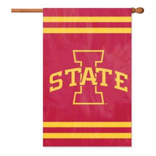Party Animal Iowa State Cyclones Premium Banner Flag