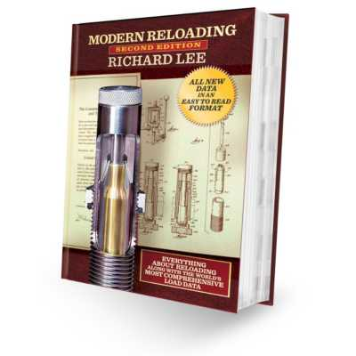 Lee 2nd Edition Modern Reloading Book