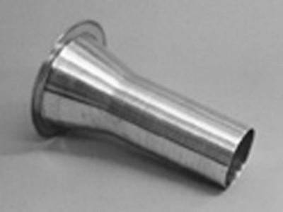 """LEM #20/22 Aluminum Grinder 2"""" Stuffing Tube"""