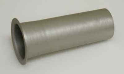 """LEM #8 Aluminum Grinder 2"""" Stuffing Tube"""