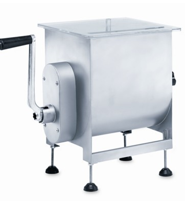 LEM 25 lb. Motorized or Manual Meat Mixer