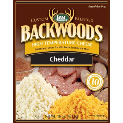 LEM Backwoods High Temperature Cheddar Cheese
