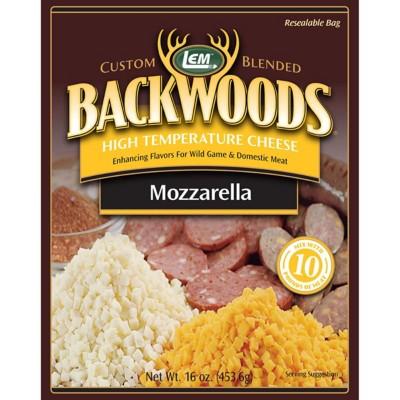 LEM Backwoods High Temperature Mozzarella Cheese