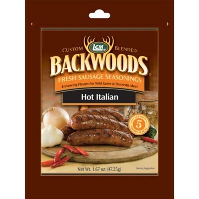 LEM 5lbs. Backwoods Hot Italian Fresh Sausage Seasoning