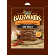 LEM 5lbs. Backwoods Hot Italian Fresh Sausage Seasoning