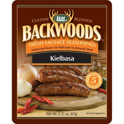 LEM Backwoods Kielbasa Fresh Sausage Seasoning' data-lgimg='{