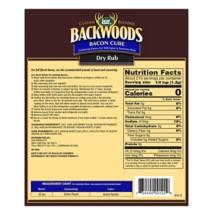 LEM Backwoods Dry Rub Bacon Cure