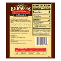 LEM Backwoods Carribbean Jerk Jerky Seasoning