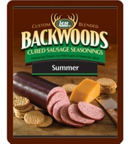 LEM Backwoods Summer Sausage Cured Sausage Seasoning